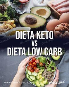 diferencia entre dieta cetosisgenica y keto