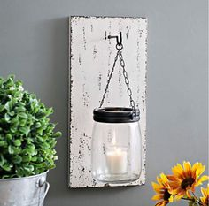 Solar Powered Glass Outdoor Garden Nautical Rope Candle Holder Led Lantern Light To Have Both The Quality Of Tenacity And Hardness Yard, Garden & Outdoor Living