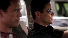 "Burn Notice 5x03 ""Mind Games"" - Michael Westen (Jeffrey Donovan) & Nate Westen (Seth Peterson)"