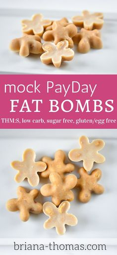 Mock PayDay Fat Bombs