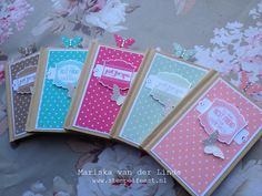 Label Love - Artisan Label Punch - In Colours - Bitty Butterfly - Modern Label Punch - notebook - paperclip