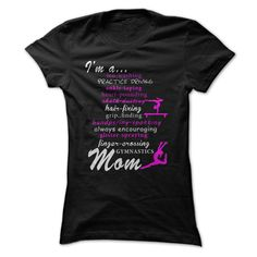 Gymnastics Mom T Shirt