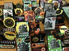 Fourth-graders handmade card