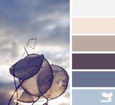 nature tones #blues #paintpalettes