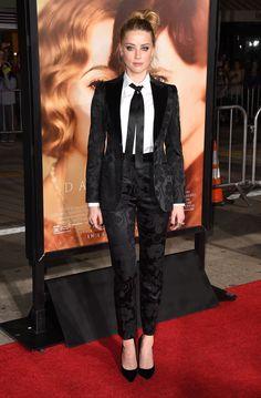 Amber Heard - Premiere of Focus Features' 'The Danish Girl' - November 21, 2015 #DGwomen