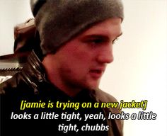Haha, Jordie and Jamie Benn :D