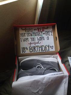 Cute birthday present idea :)