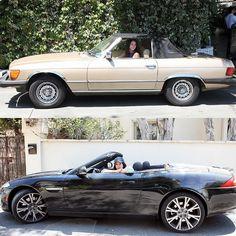 Lana Del Rey #LDR [Born to Die Car/ Ultraviolence Car]