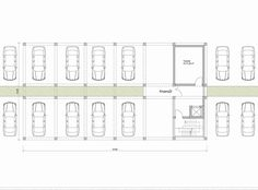 Affordable Housing Above Existing Parking Lots