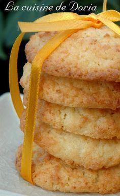Cookies+à+la+noix+de+coco