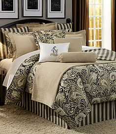 """Noble Excellence """"Rhapsody"""" Bedding Collection $39.00-$369.00"""