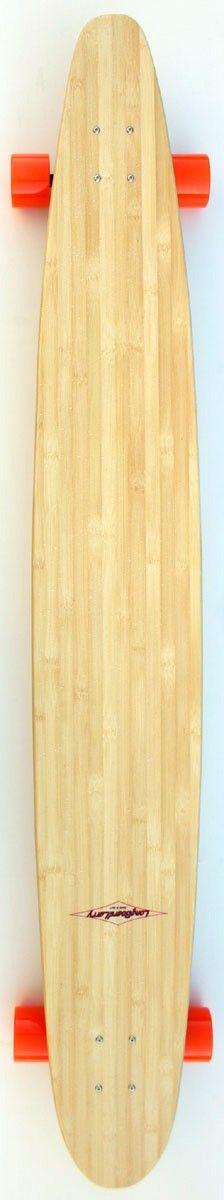 Longboard Larry Bamboo OSD Deck - WANT