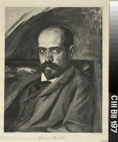 Finnish National Gallery - Art Collections - Portrait of Gunnar Berndtson