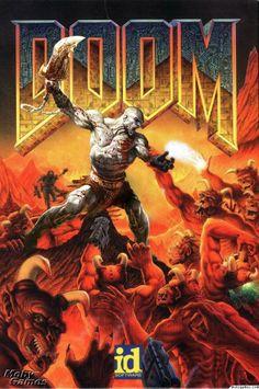 Kratos Meets Doom