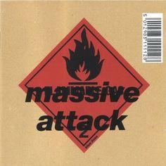 Massive Attack - Blue Lines (1991)