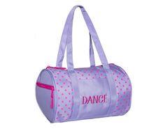 1007 Dots Duffel Lavender Dance Bags, Pink Polka Dots, Coach Bags, Gym Bag, Lavender, Duffle Bags, Lavandula Angustifolia, Coach Purse