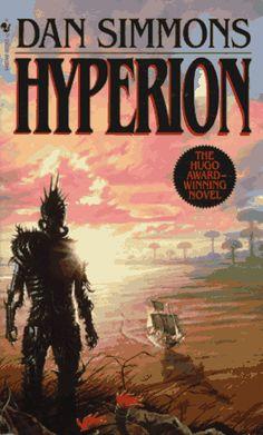 Hyperion saga by Dan Simmons