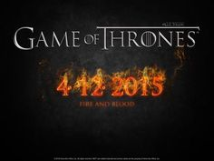 Game of thrones. is this true?? can't wait to watch this! yeeeeyyy!:D