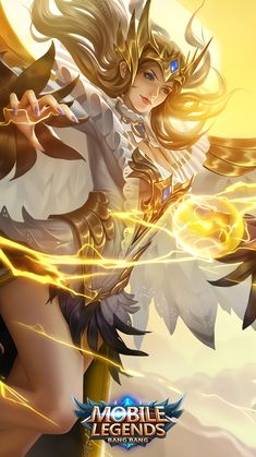 Character Drawing, Game Character, Character Design, Mobile Legend Wallpaper, Hero Wallpaper, League Of Legends, Miya Mobile Legends, Moba Legends, Twin Star Exorcist