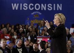 Clinton team to take part in U.S. presidential recount in Wisconsin #Politics #iNewsPhoto