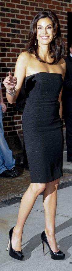 Tery Hatcher Little Black Dress