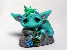 OOAK Dream Cloud Dragon Trollfling Troll Glori by by Trollflings