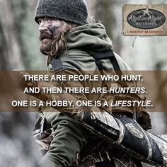 Hunt vs Hunters Mine is a lifestyle!!!!!!!!!!!!