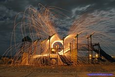 Steel Wool Photos (your best) - Canon Digital Photography Forums