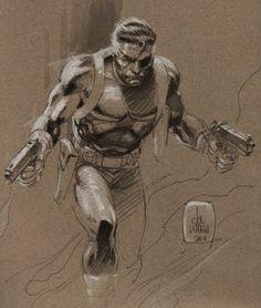 Nick Fury - Lee Weeks