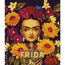 Resultado de imagen de frida's flowers MATERIALS