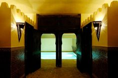 Hammam Les Cents Ciels - Paris | Spas & resorts | Pinterest | Spa ...