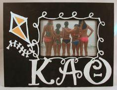 Kappa Alpha Theta - Frame - www.diygreek.com