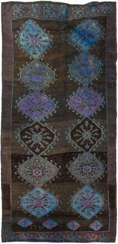 """Color Reform 4'11""""x10'9"""": Color Reform oriental rugs runner rugs outdoor rugs bath rugs antiques rugs kitchen rugs bathroom rugs round rugs modern rugs carpets NYC - ABC Carpet & Home"""