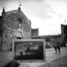 Postcard from #Monteriggioni (Siena/ Tuscany/ Italy)