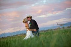 Married on the Ranch in a Montana from patchworkphotography.com