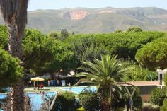 Castadelfels camping, barcelona
