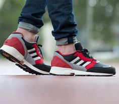 adidas EQT Running Cushion 91-Rubin Red