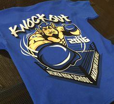 get knocked out by our custom design and print work!