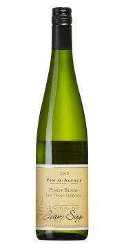 Jean Sipp Les Trois Terroirs Pinot Blanc