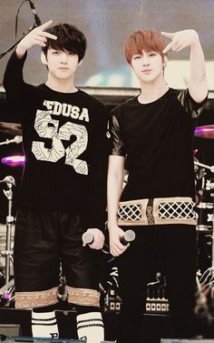 BTS | JUNG KOOK  and JIN