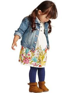 Baby Girl Clothes: Featured Outfits New Arrivals | Old Navy
