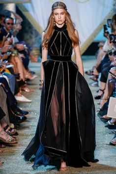 Elie Saab - Couture 2018