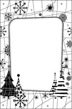 Crafts Too Embossing Folder -snow tree Christmas Activities, Christmas Crafts For Kids, Noel Christmas, Christmas Cards, Board Game Template, Christmas Graphics, Frame Clipart, Baby Scrapbook, Letter Templates