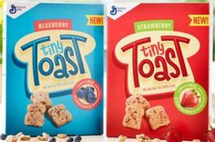 Steward of Savings : $1.00/1 General Mills Tiny Toast Cereal Coupon! ONLY $1.04 at Walmart!