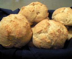 French Bread Rolls Again - The Gluten-Free Homemaker. uses sorghum and millet flours.