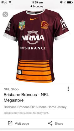 NRL!!!! Nrl Memes, Brisbane Broncos, How To Wear, Shopping, Humor