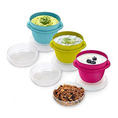 21 best granola containers images on pinterest granola muesli and rubbermaid 12 cup take along on the go snack food storage container 3 solutioingenieria Choice Image