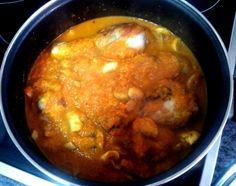 Jamoncitos de pollo con champiñones para #Mycook http://www.mycook.es/receta/jamoncitos-de-pollo-con-champinones/