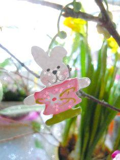 lumiukko pääsiäisenä