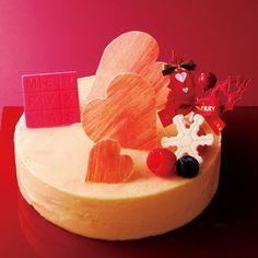 なめらかなムースとあまおうのコンフィチュールが相性抜群!【日本橋店23・24日店頭お渡し】高島屋限定 Milky Chocolat(ミルキーショコラ)